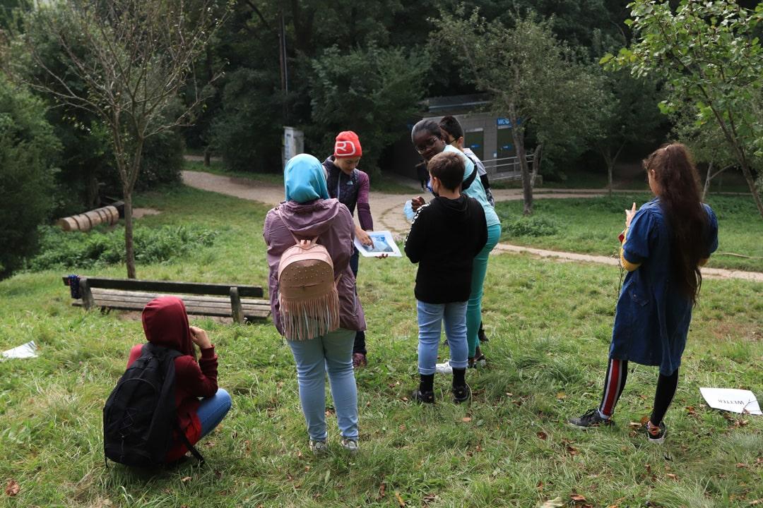 Workshop Dehnepark – Urban Green Lab