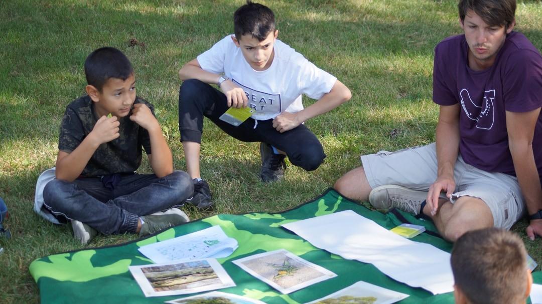 Workshop Auer-Welsbach-Park – Urban Green Lab
